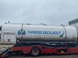 Tankauflieger Auflieger AMT Fuel Tank Alu  / 18.000 / 5.000 +5.700 +7.300 1995