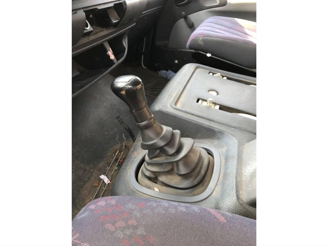 closed box truck > 7.5 t Mercedes Benz Atego 815 **BELGIAN TRUCK-FULL STEEL** 1998