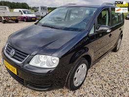 mpv car Volkswagen Touran 1.9 TDI Trendline, 7 Persoons, Apk sept. 2021, 1e Eig. 2005