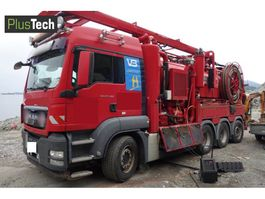 other construction machine MAN TGS 35.480 2008