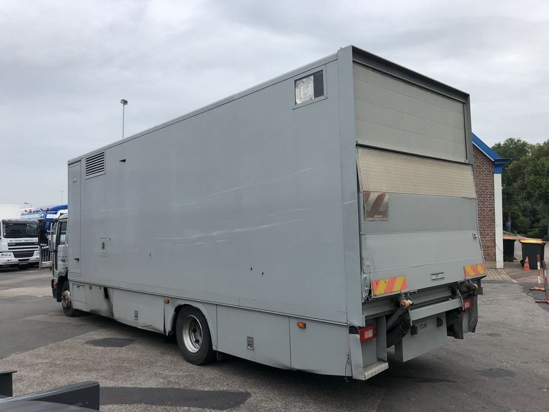 closed box truck > 7.5 t Volvo FL6H 11.99 2005