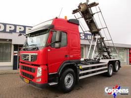 container truck Volvo FM 420 6X2 Euro 5 E.E.V. 2011
