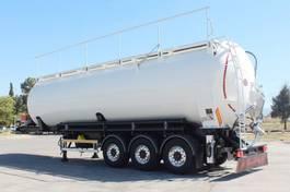 feed semi trailer EKW 62m³ tipping bulk 2021