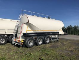 feed semi trailer EKW 39m³ 2020