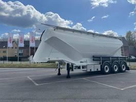 feed semi trailer EKW 39m³ 2021