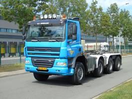 camión contenedor Ginaf X4343LS 8x6 2009