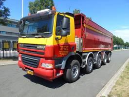 tipper truck > 7.5 t Ginaf X 5250 TS 10x4 2009