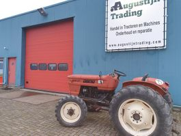 farm tractor Fiat 450DT