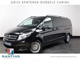closed lcv Mercedes Benz Vito Tourer 119 CDI Extra Lang 4Matic DC Pro Edition ! Dubbele Cabine, T... 2017