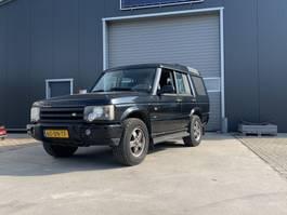 all-terrain vehicle Land Rover DISCOVERY TD 5 SLS COMM. Grijs kenteken Discovery TD5 2004