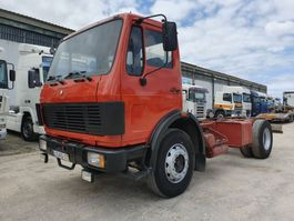 chassis cab truck Mercedes Benz 1922 TOP CONDITIONS
