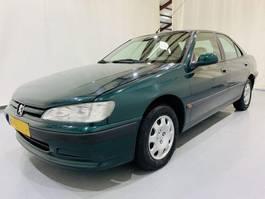 sedan car Peugeot 406 Sedan 1.8-16V Airco Youngtimer 1996