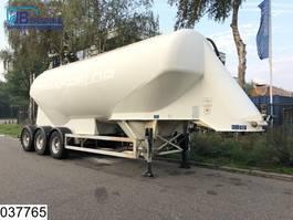 feed semi trailer Feldbinder Silo 40000 Liter, max 3 bar, -40 / + 80c,  Silo / Bulk, Disc brakes 2008
