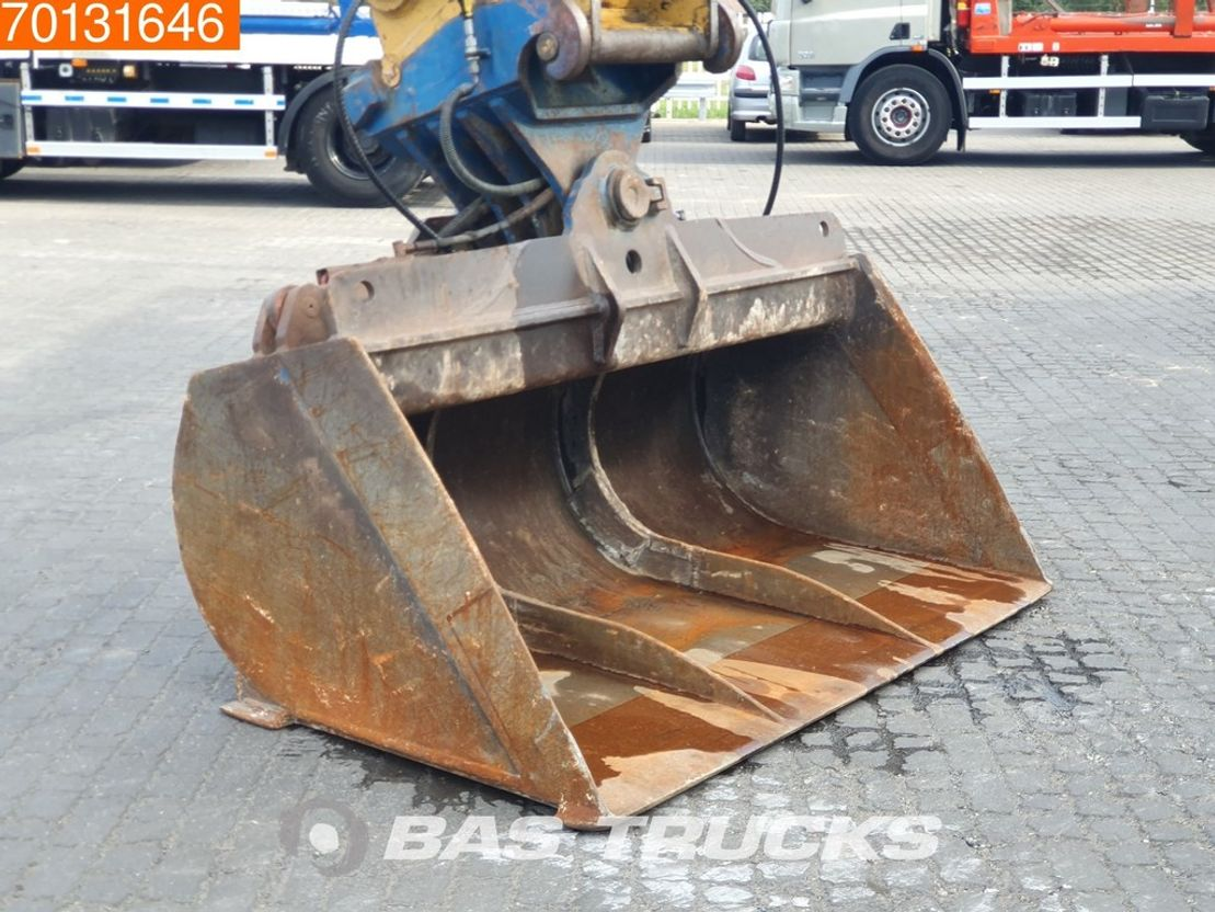 crawler excavator Caterpillar 324 E LN Tilt bucket - 3m undercarriage 2011