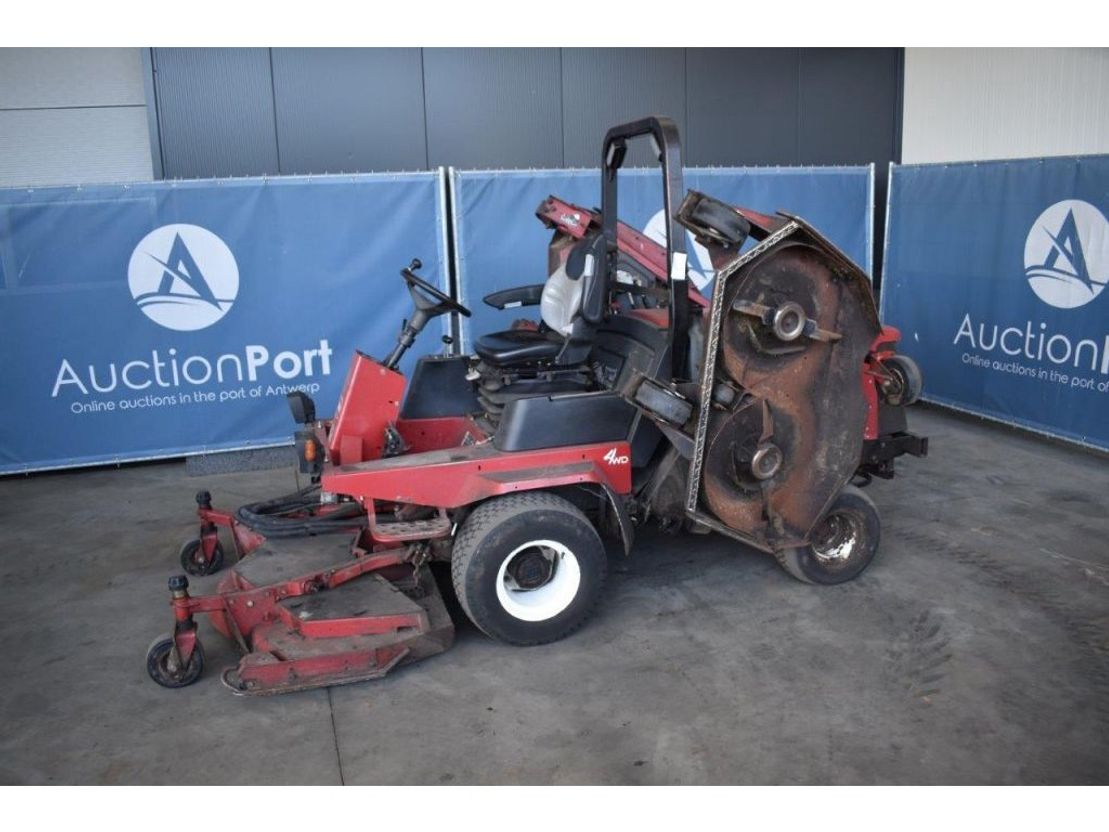 mower agricultural Ransomes Groundmaster 4000-D 2008