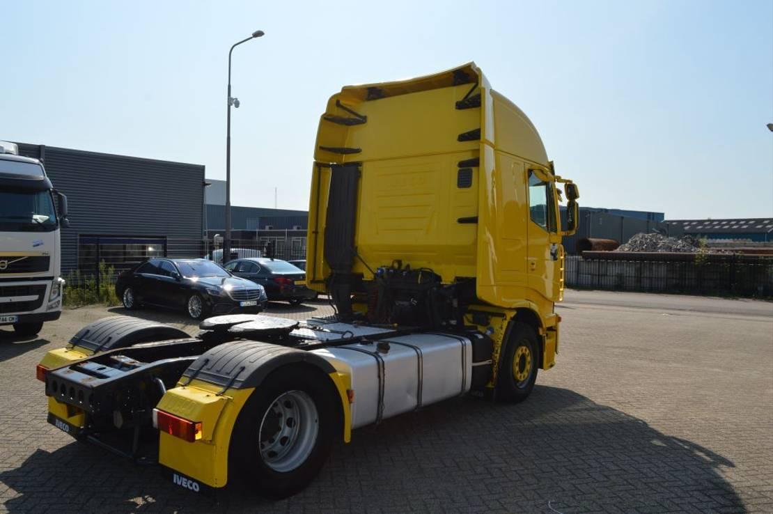cab over engine Iveco STRALIS * AS440S * Retarder * Euro5 * 2012