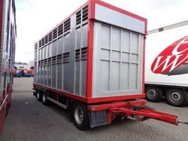 livestock trailer General Trailers RT24C3 + 3 Axle 2003