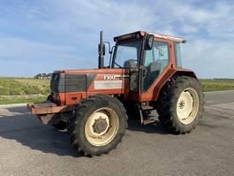 farm tractor Fiat F100