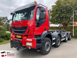 container truck Iveco AD 410T 8x4 euro 6 2014