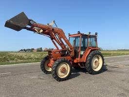 farm tractor Renault 751