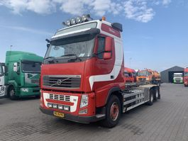 container truck Volvo FH 460 Globetrotter 6X2 Manual Gearbox Euro 5 2011