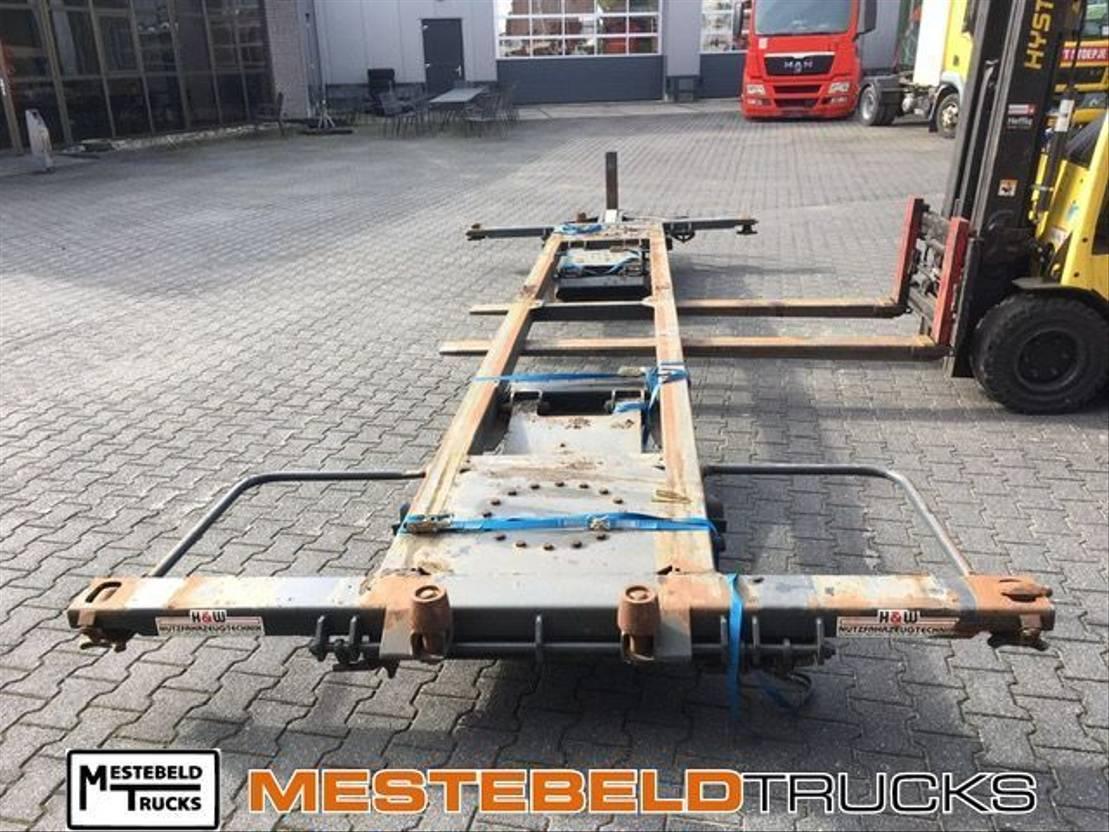 Container system truck part Diversen BDF Systeem