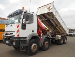 tipper truck > 7.5 t Iveco Trakker 1998