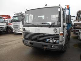 tipper truck > 7.5 t Volvo FL6 1999