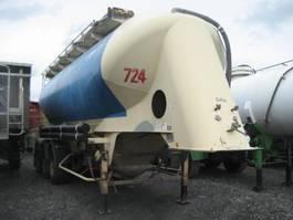 tank semi trailer semi trailer SPITZER Non spécifié 1989
