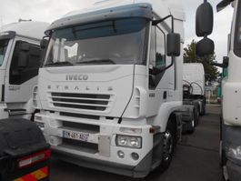 cab over engine Iveco Stralis 2004
