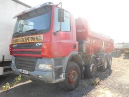 tipper truck > 7.5 t DAF CF85 2003