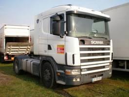 cab over engine Scania L 2000