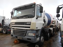 concrete mixer truck DAF CF85 2006