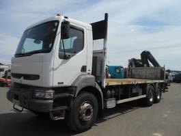 drop side truck Renault Kerax 2003