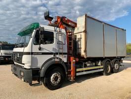 tipper truck > 7.5 t Mercedes Benz SK 2038 1997
