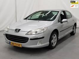 sedan car Peugeot 407 2.0-16V XT ecc nav. trekhaak 2006