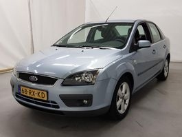 voiture berline Ford Focus 1.6-16V Futura airco 5 drs 2005