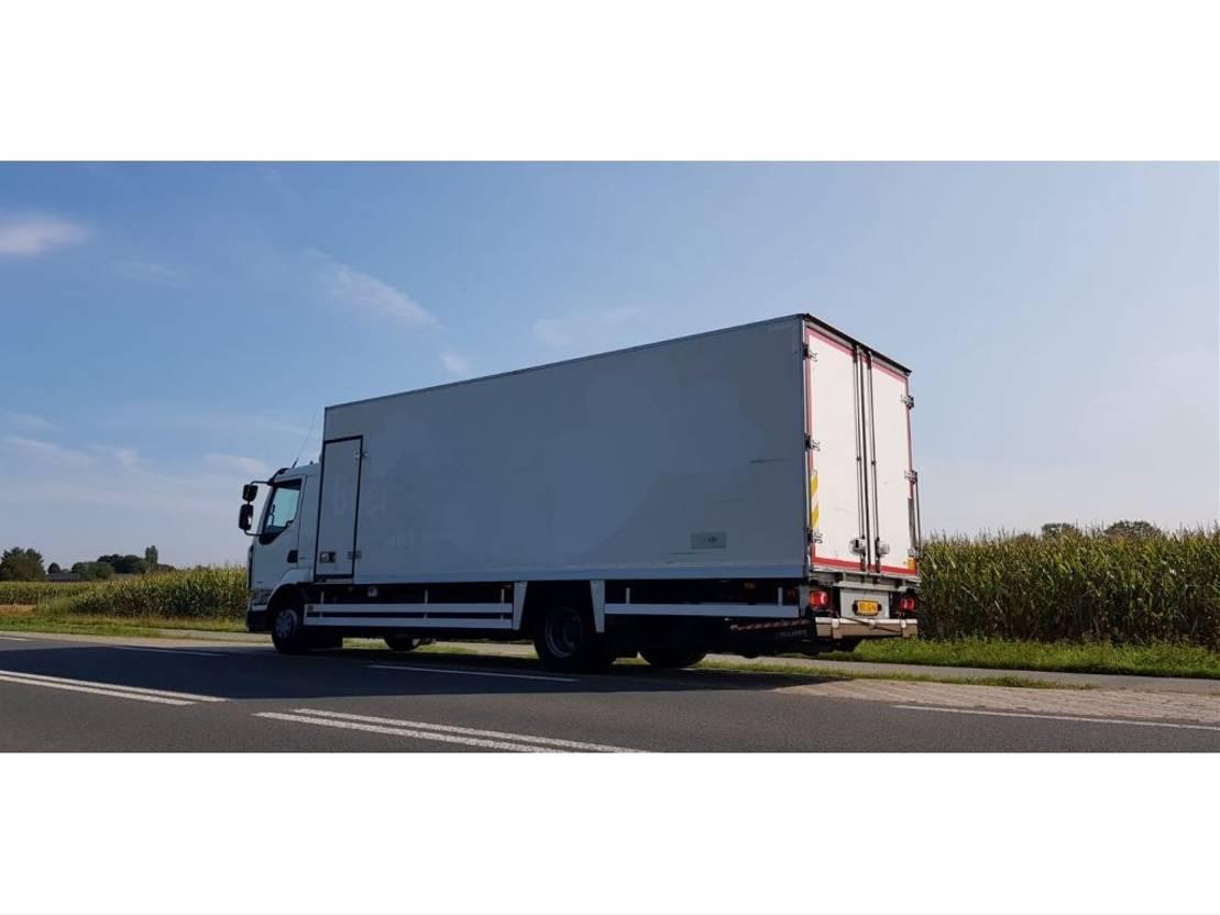 closed box truck > 7.5 t Diversen *Renault Midlum 270 2010