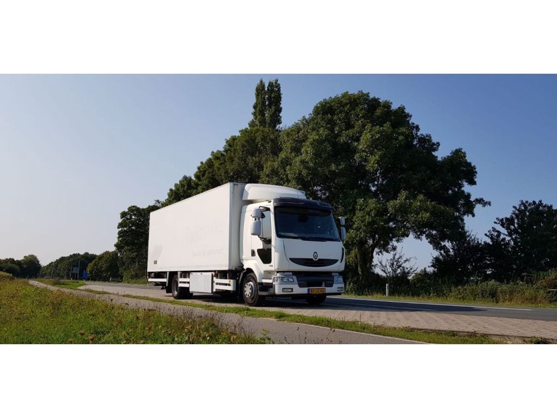 closed box truck > 7.5 t DIV. *Renault Midlum 270 2010