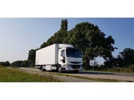closed box truck *Renault Midlum 270 2010