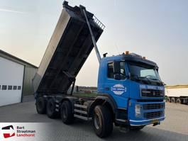 tipper truck > 7.5 t Terberg FM 2000 -T 8x8 kipper 2001