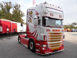cab over engine Scania R480 TOPLINE, ADBLUE, EURO6, FULL+TOP+ SHOW TRUCK 2013