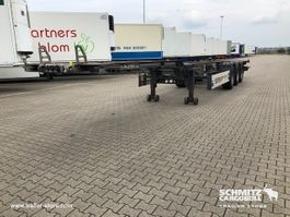 other full trailers Schmitz Cargobull Container chassis Gooseneck 2013