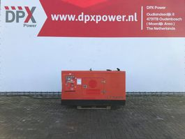 generator Himoinsa HYW-45 - Yanmar - 45 kVA Generator - DPX-12173 2008