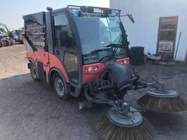 road sweeper Hako Citymaster 2000 / small damage 2012