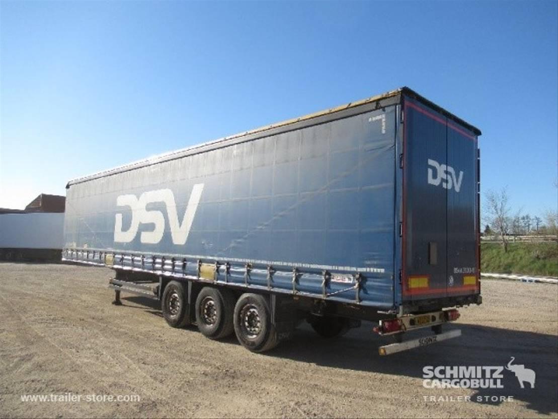 Schiebeplanenauflieger Schmitz Cargobull Schuifzeil Standaard 2015