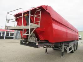 tipper semi trailer Mol BPW, KIPPER, INSIDE ISOLATED 2006