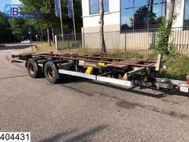 swap body trailer Van Hool Middenas Twislocks 2004