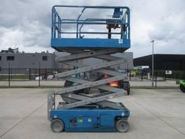 scissor lift wheeld Genie Genie GS 2646 (489) 2007