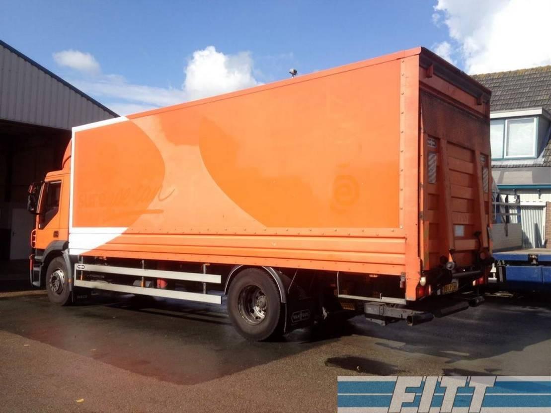 closed box truck > 7.5 t Iveco AD190S31/P EURO 5 - hoog 2006